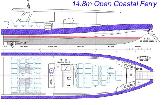 1613: NEW BUILD - 14.8m Open Coastal Ferry - 092.jpg