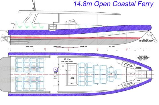 1613: NEW BUILD - 14.8m Open Coastal Ferry - 093.jpg