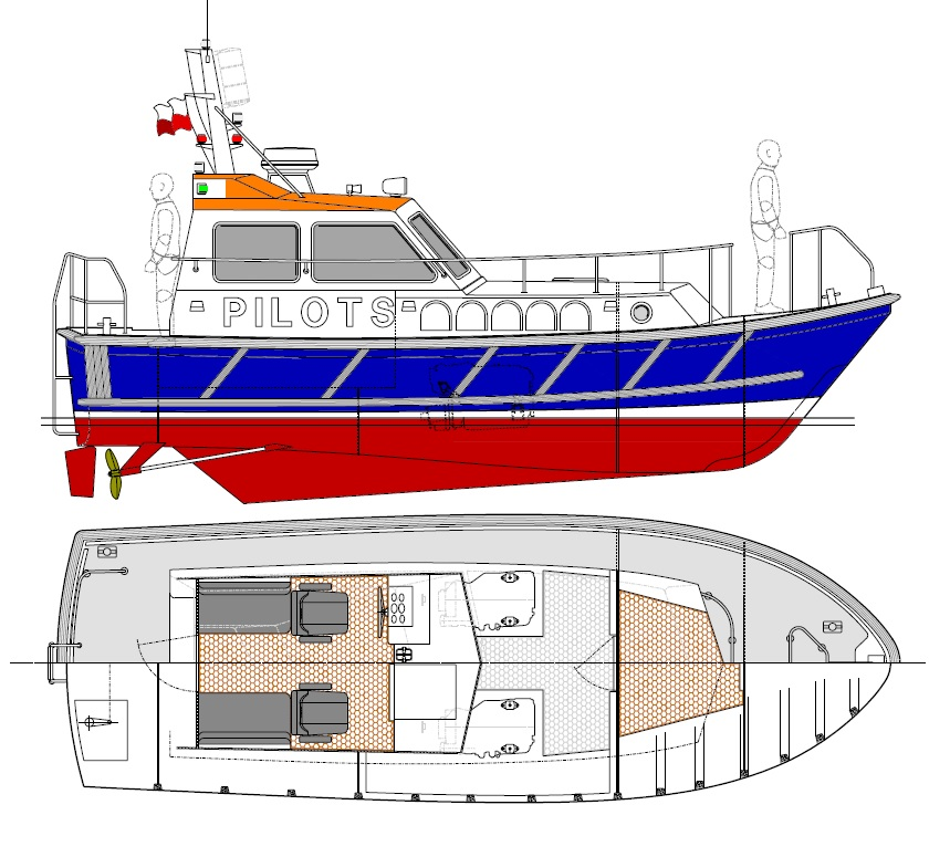2014: NEW BUILD - 29ft Harbour Launch and Harbour Pilot Boat - 095.jpg
