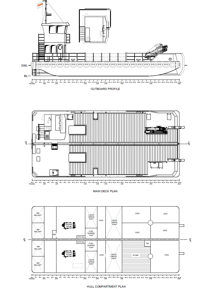 3026: NEW BUILD - 18m Catamaran Wormboat RT18 - 095.jpg